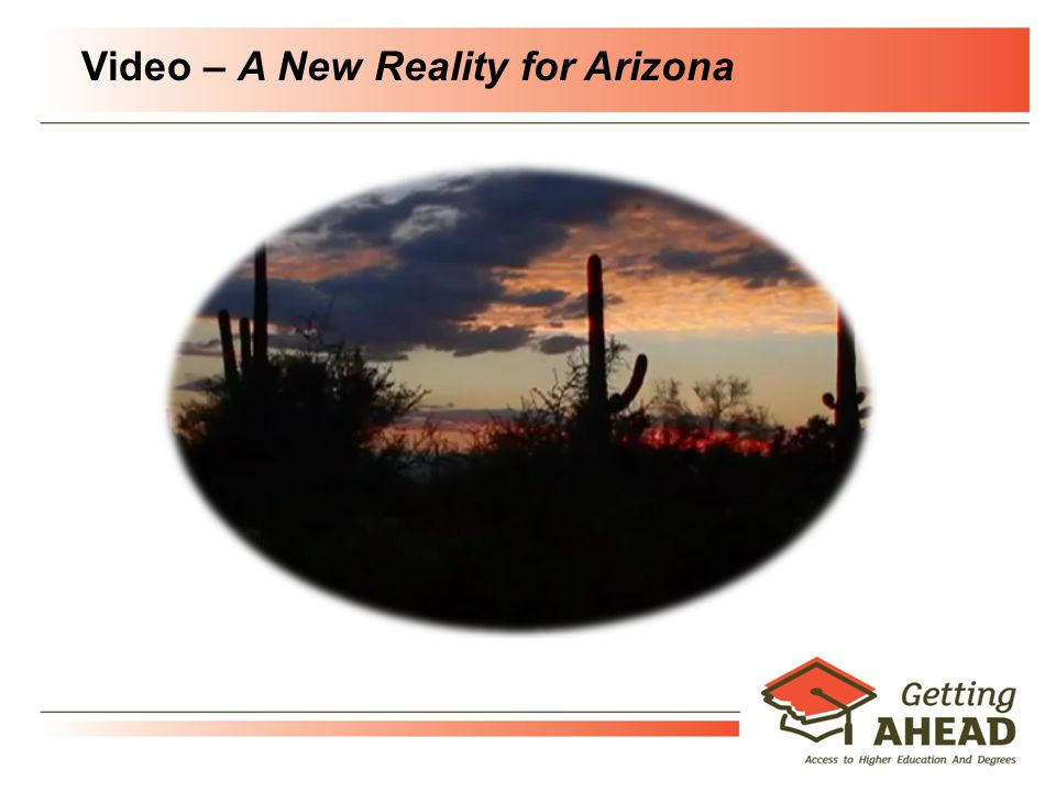 4 Video – A New Reality for Arizona