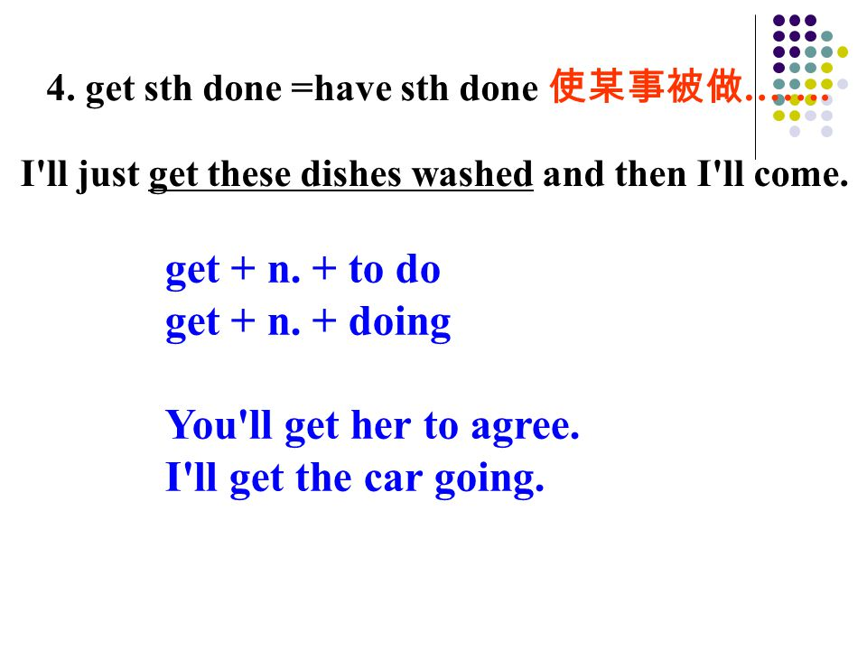 2.be worried about / for 为 … 着急 be anxious about sth.