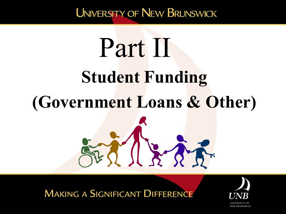 GOVERNMENT STUDENT LOAN FUNDING HOW TO APPLY STEP 1 (go to) www.canlearn.ca STEP 2 (click on province of residence) http://www.canlearn.ca/eng/main/help/contact/cao.shtml STEP 3 (APPLY!—one application covers both federal/provincial resources—have income tax returns)
