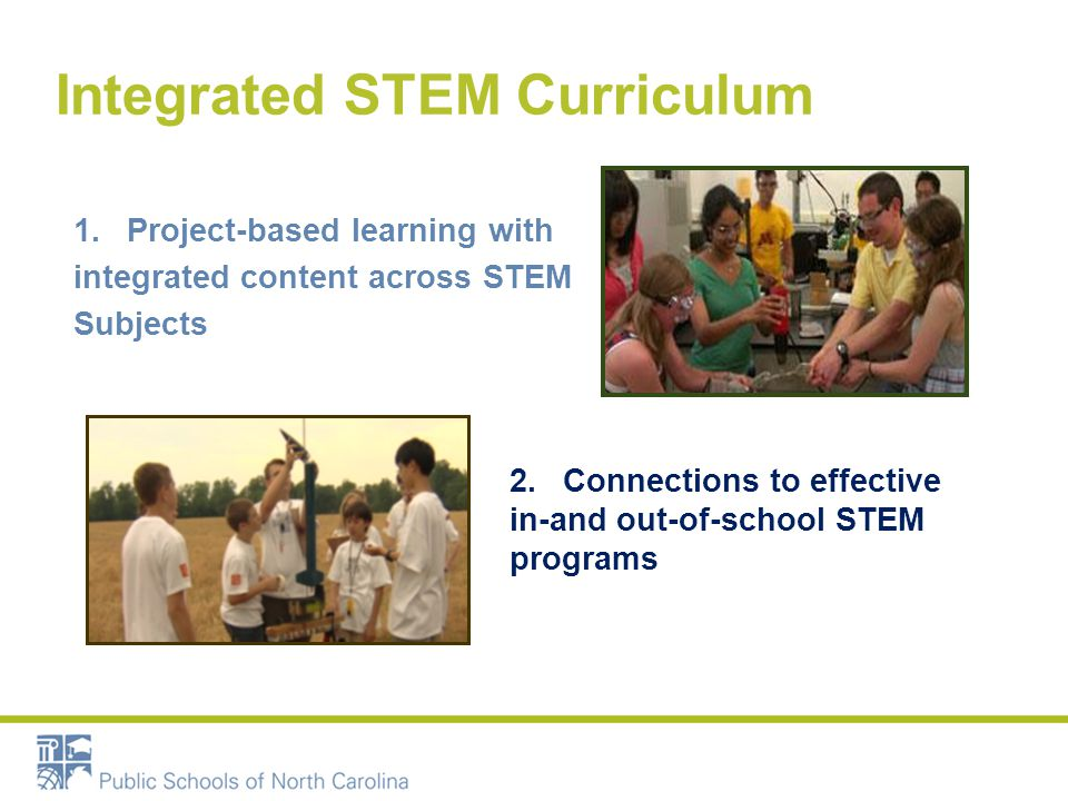 STEM Curriculum Aerospace, Security, and Automation Agriscience and Biotechnology Energy and Sustainability Health and Life Sciences http://moodle.learnnc.orghttp://moodle.learnnc.org click All Courses click DPI RTTT STEM Courses enter enrollment key = NCSSM_RTTT_STEM