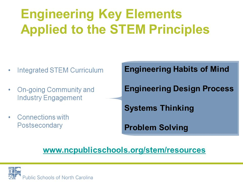 7.A communicated STEM plan is adopted across education, communities and businesses On-going Community & Industry Engagement