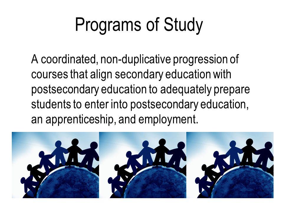 Program of Study Template