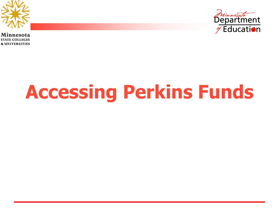 Accessing Perkins Funds