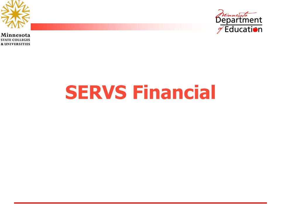SERVS Financial