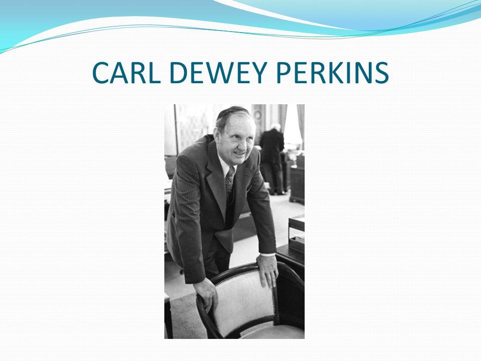 CARL DEWEY PERKINS