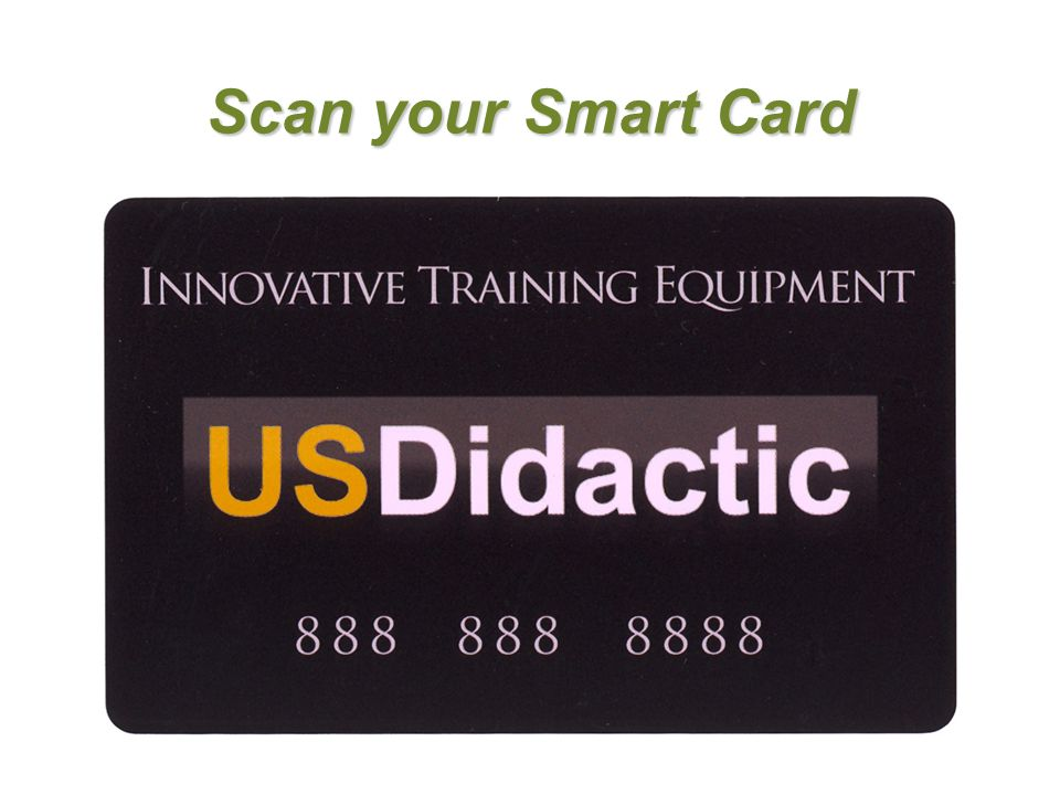 Scan your Smart Card