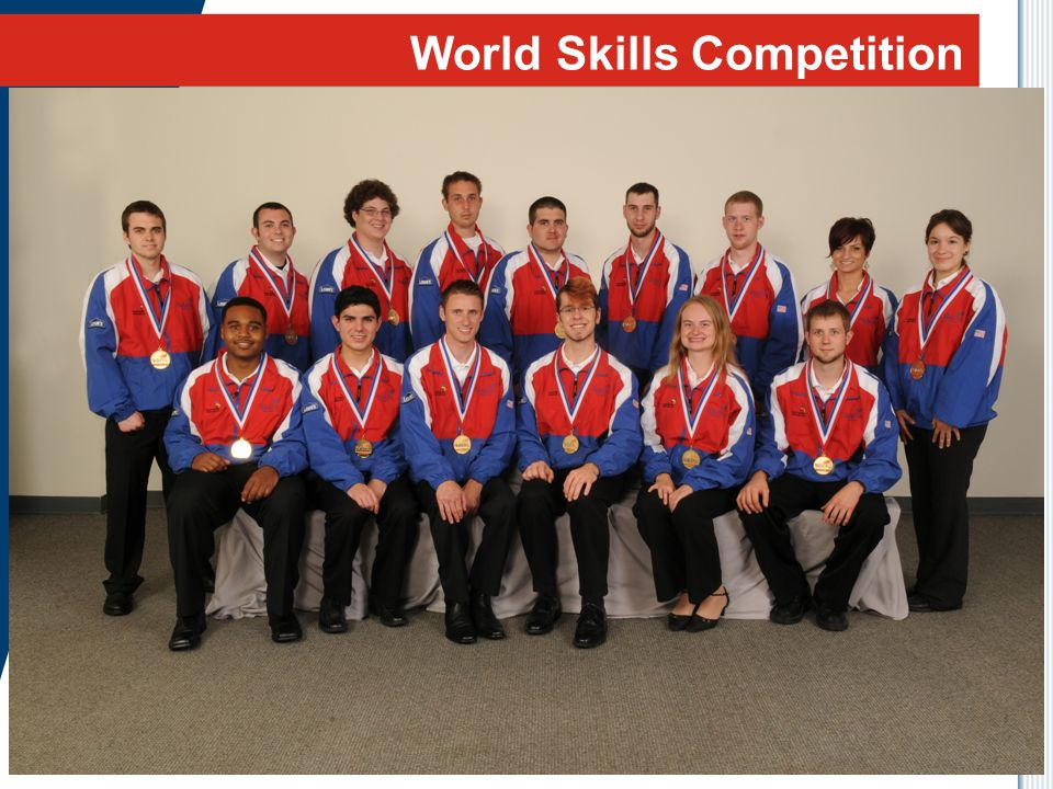 World Skills Competition 29