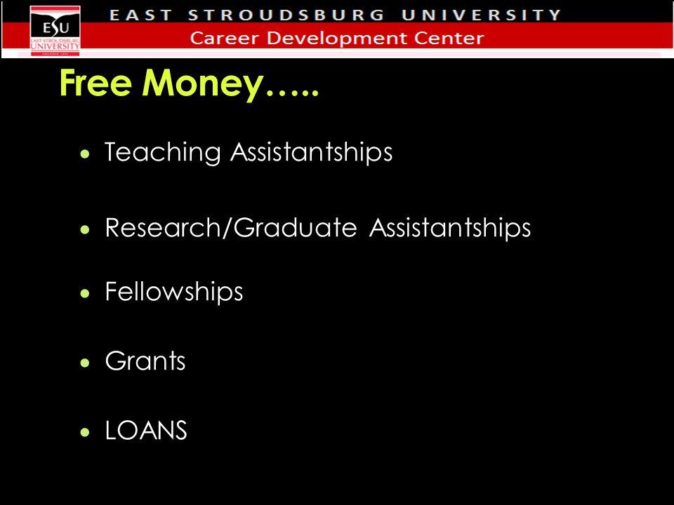 Free Money…..