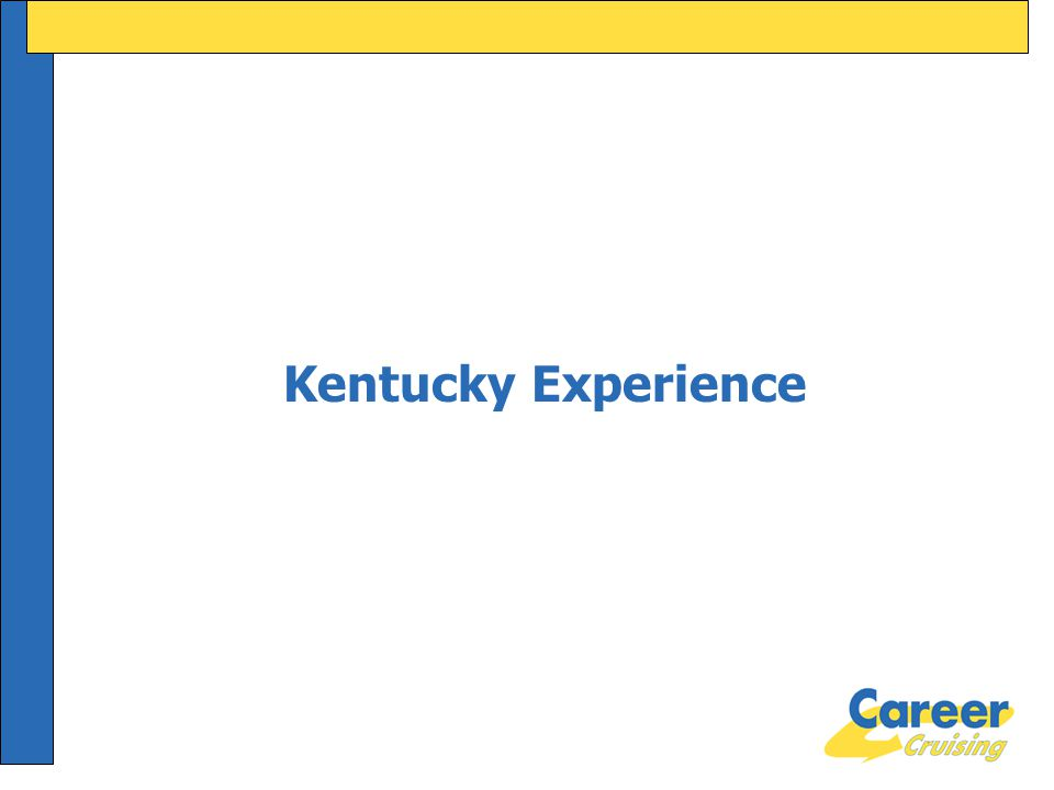 Kentucky Experience
