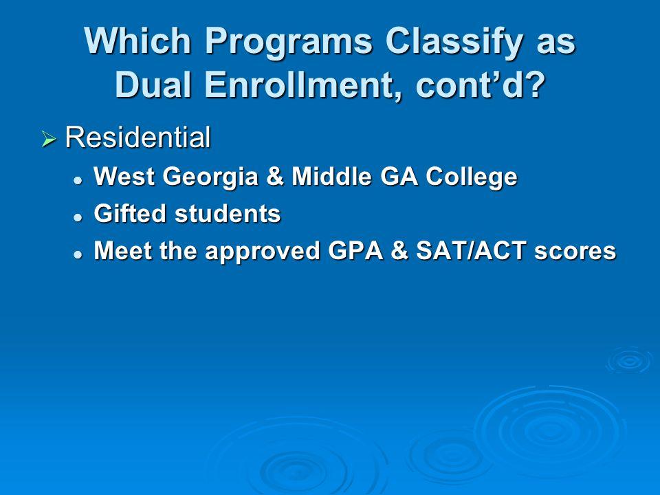 DE vs. AP How is Dual Enrollment Different From AP ?