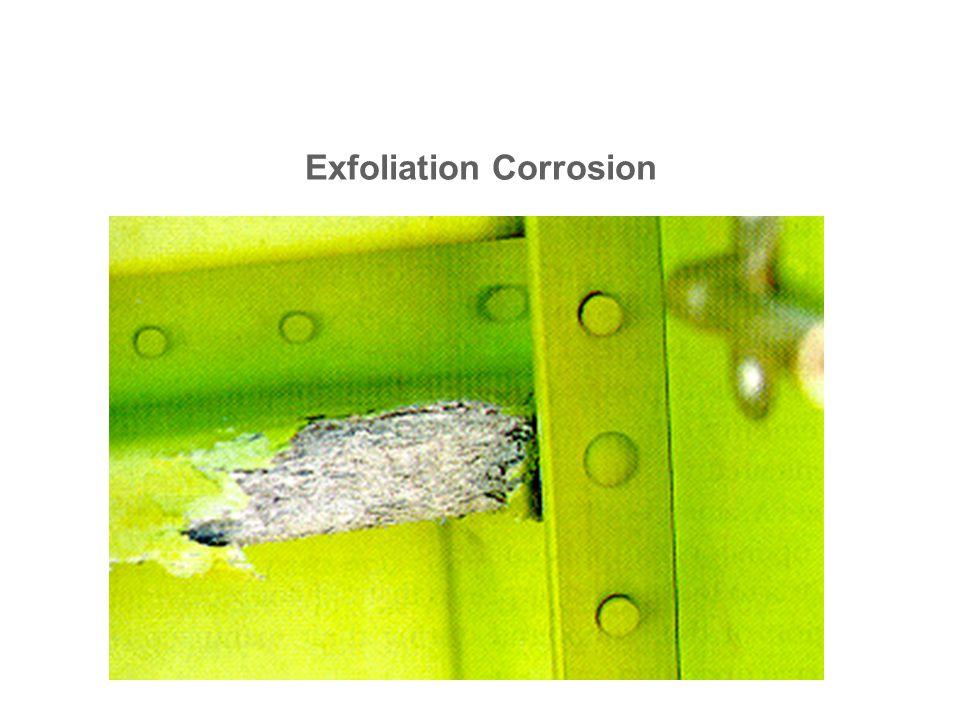 Exfoliation Corrosion INTRODUCTION TO DAMTOL