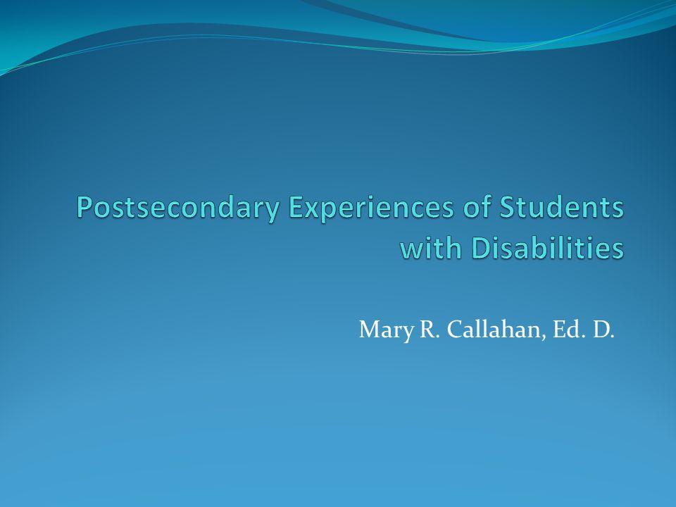 Mary R. Callahan, Ed. D.