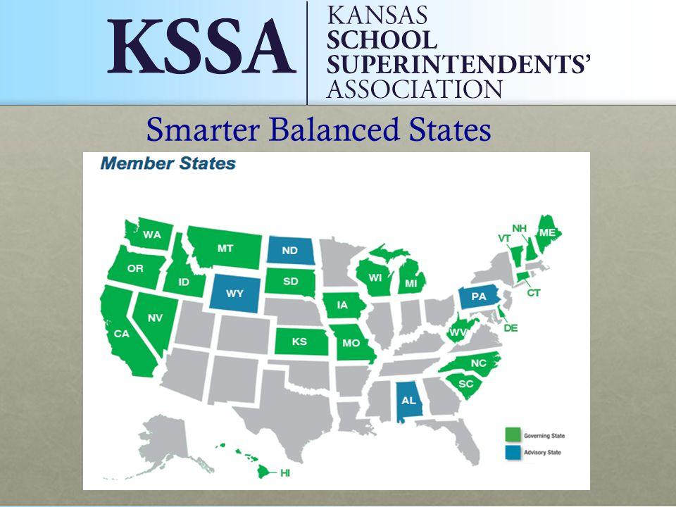 Smarter Balanced States