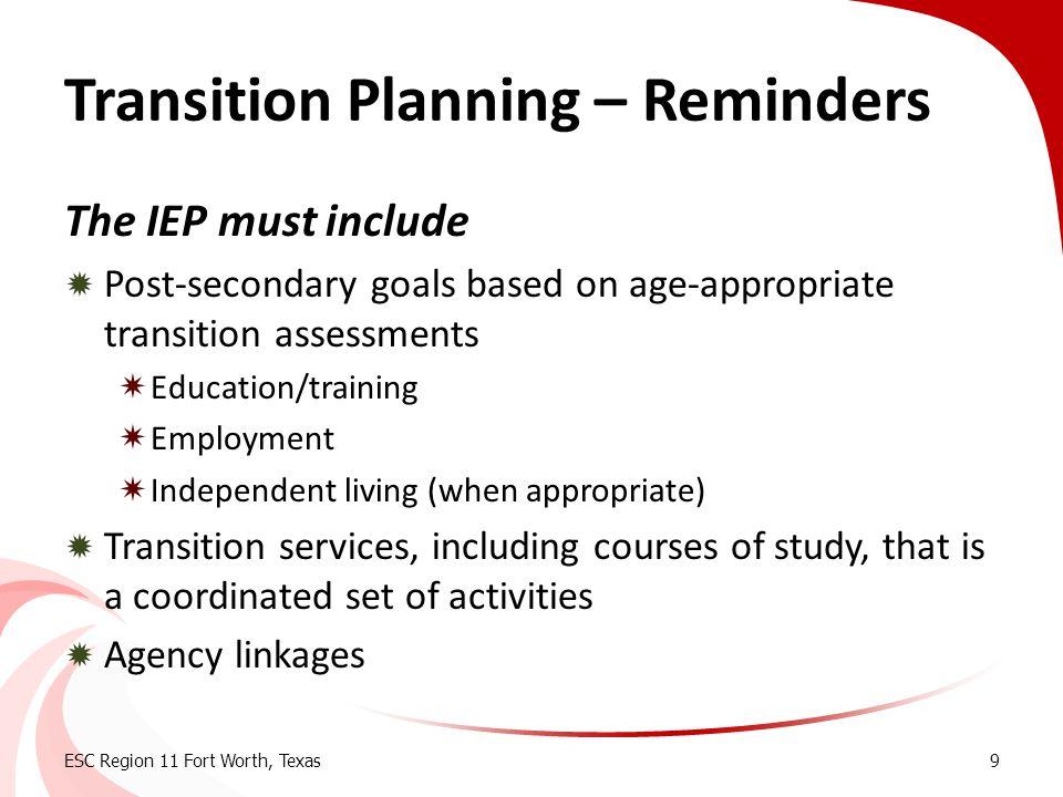 SPP Indicator 13 Checklist 4.