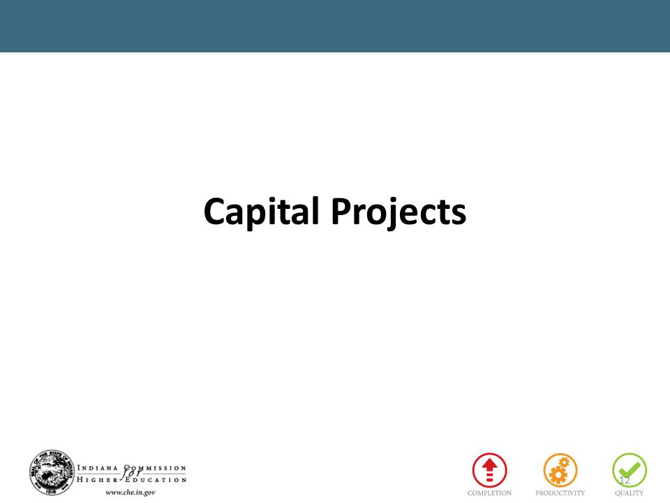 Capital Projects 12