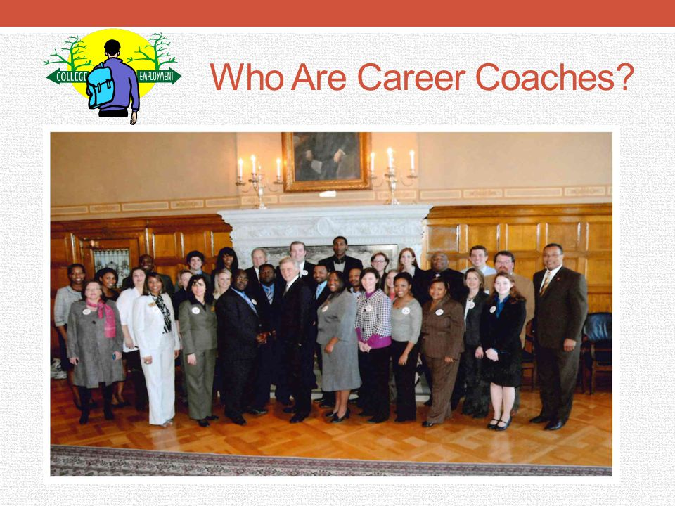 Who Are Career Coaches