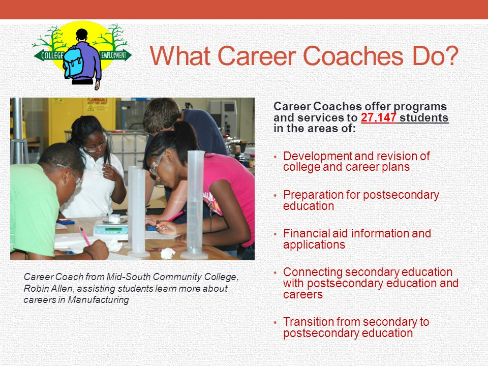 What Career Coaches Do.