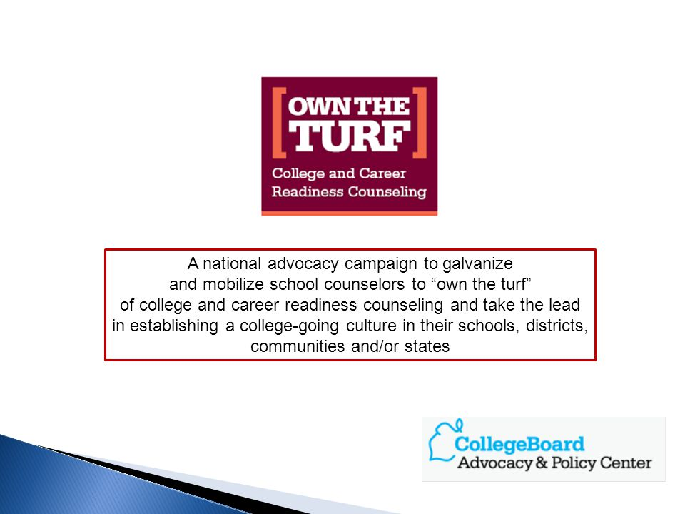 Statewide College Access Inventory  College Application Week  College Access/Counselor Training Institute  College Awareness/Planning Standards