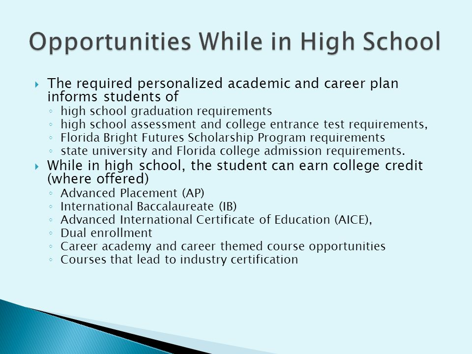  CHALLENGING COURSES HELP STUDENTS ENTER AND SUCCEED IN COLLEGE  The most important thing students can do to prepare for any postsecondary education is to enroll in the appropriate courses and maintain good academic performance throughout their middle and high school experiences.