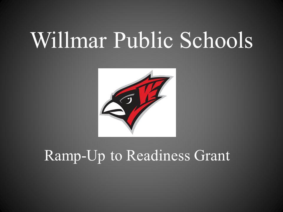 Willmar Public Schools Ramp-Up to Readiness Grant