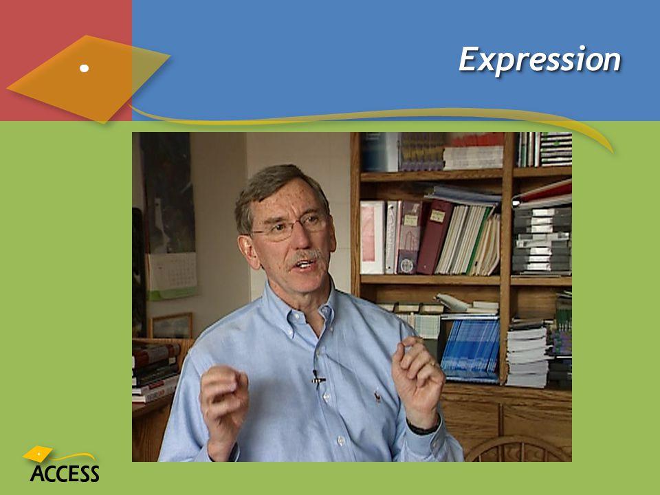 ExpressionExpression