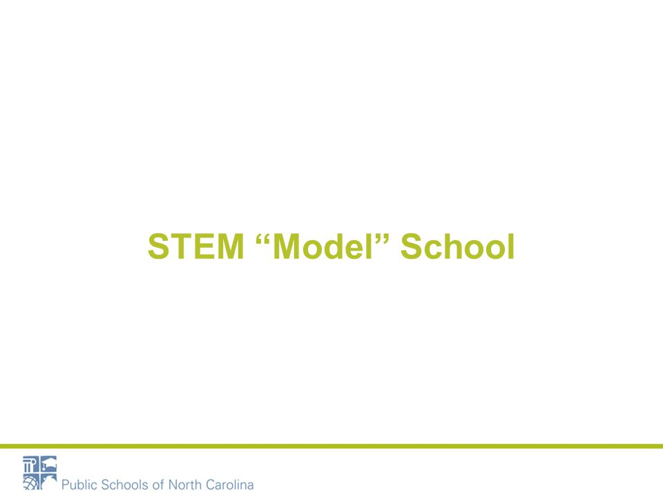 STEM Model School