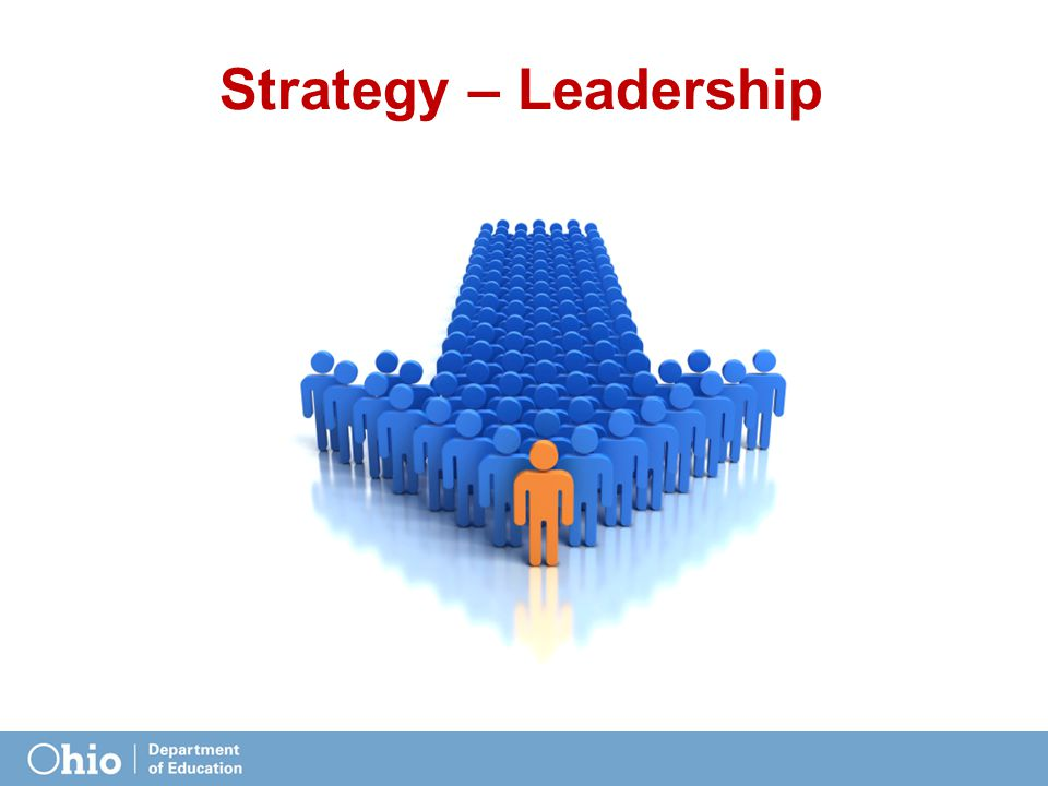 Strategy – Leadership