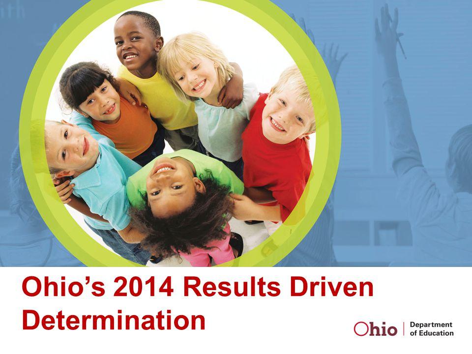 Ohio's Determination Needs Assistance