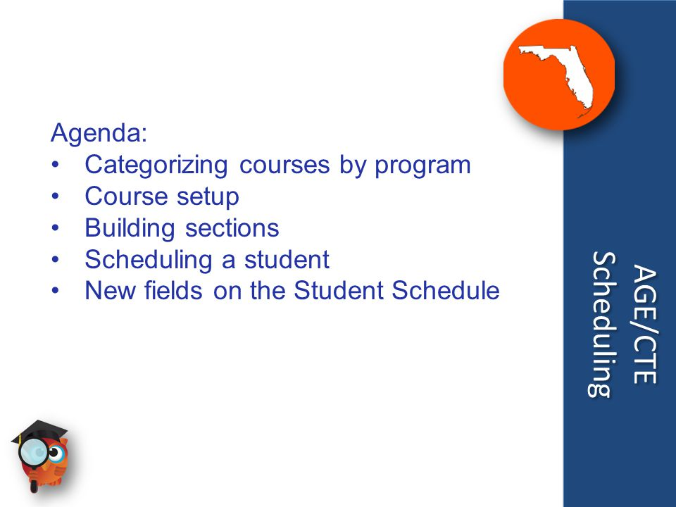 Categorizing courses by program Subjects are used for organizing the courses within a specific program.