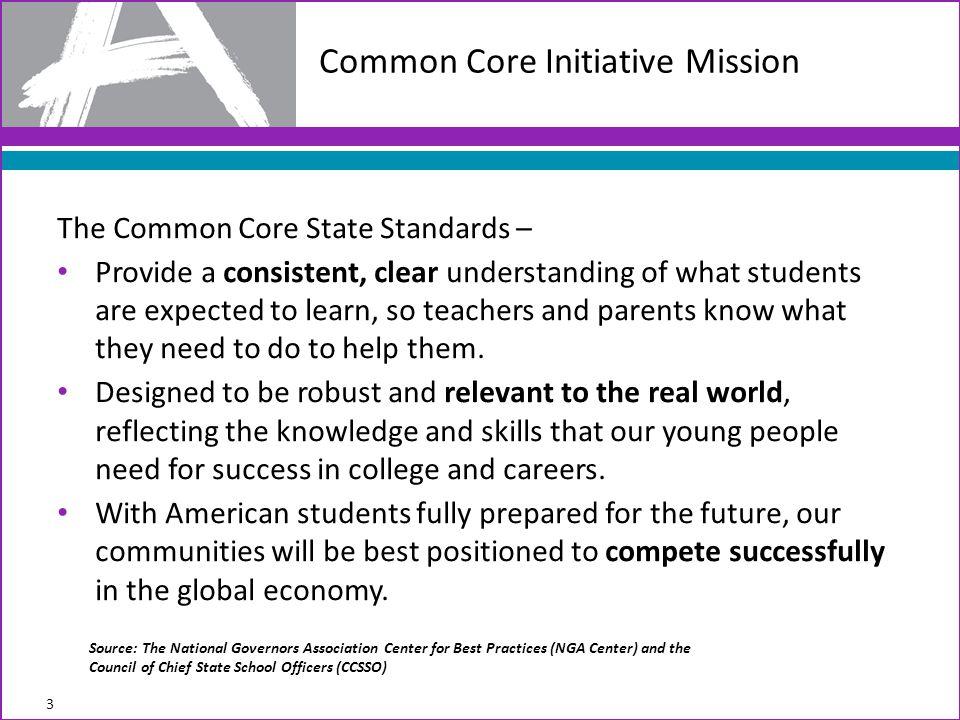 Performance level descriptors for college readiness.