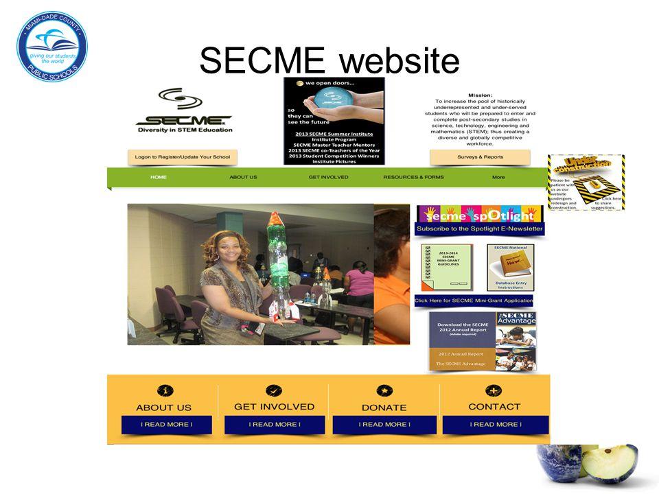 SECME website