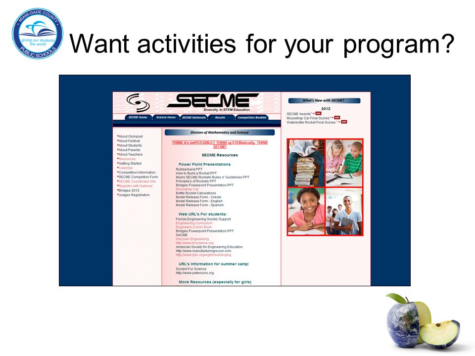 Want activities for your program