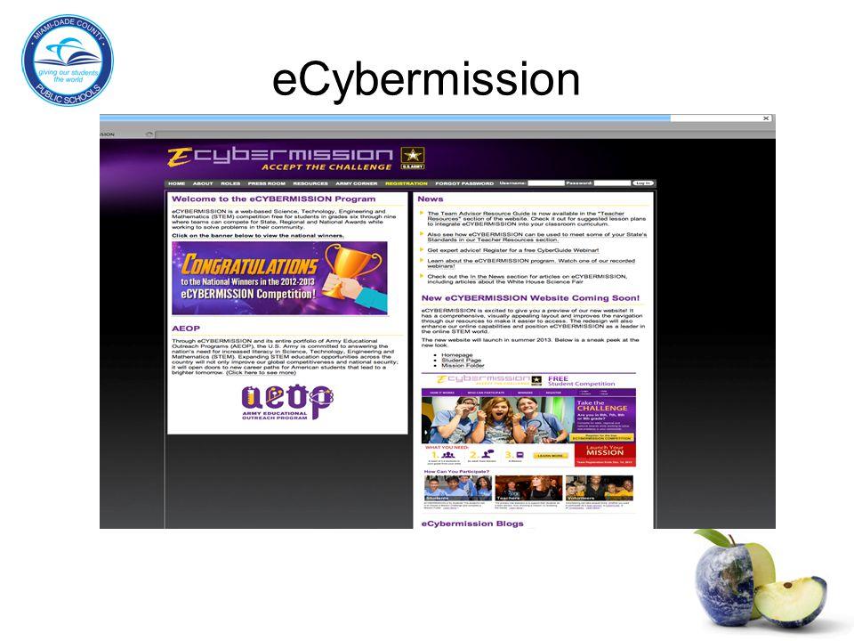 eCybermission