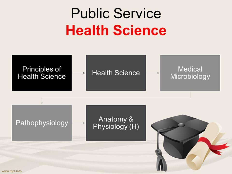 Public Service Health Science
