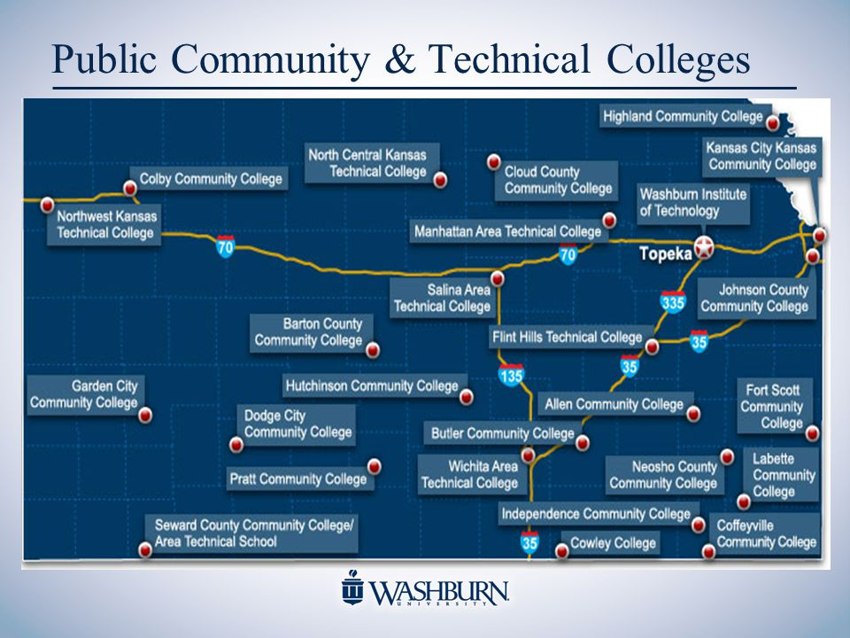 Public Community & Technical Colleges