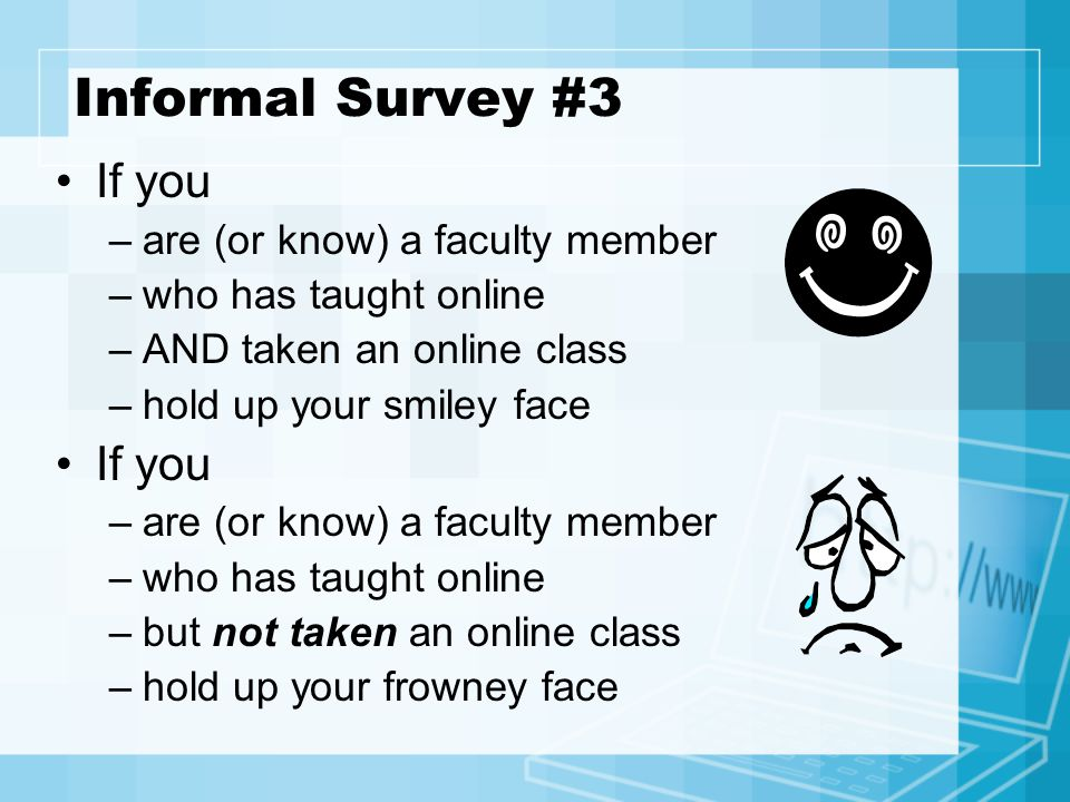 Why Certify Online Faculty.