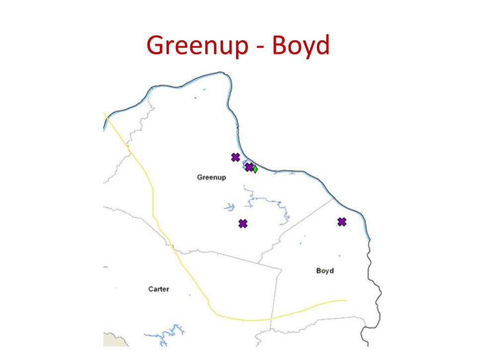 Greenup - Boyd