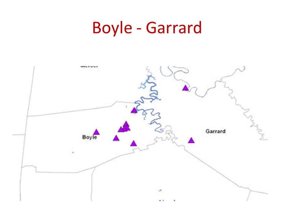 Boyle - Garrard