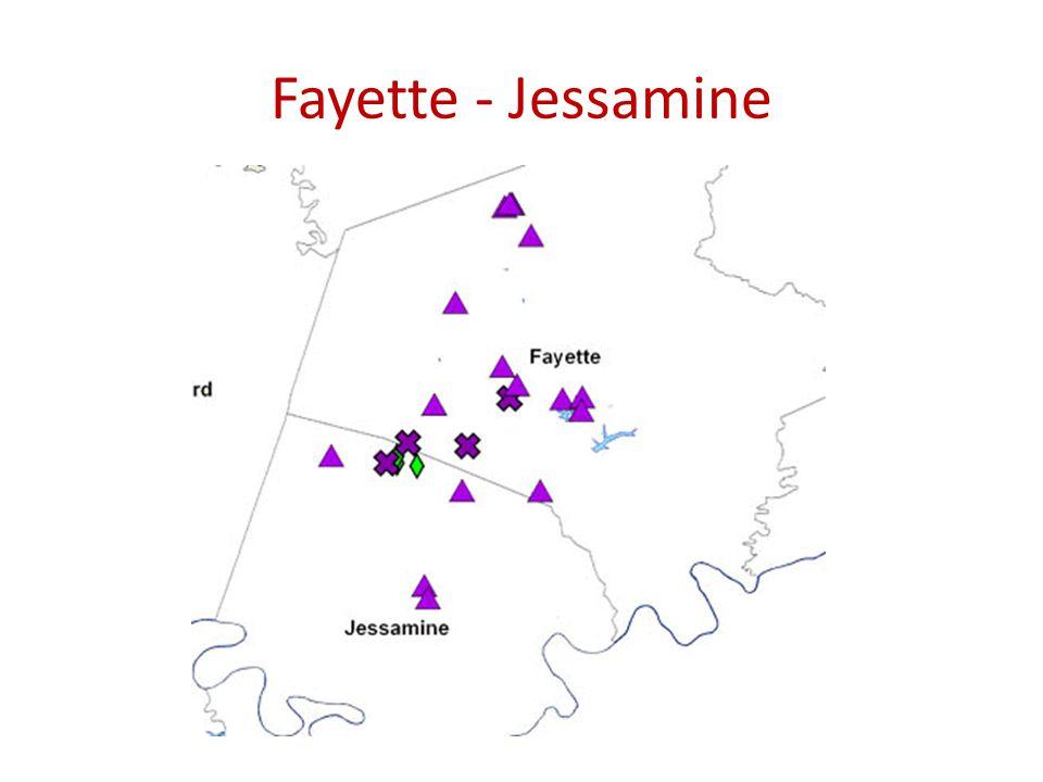Fayette - Jessamine