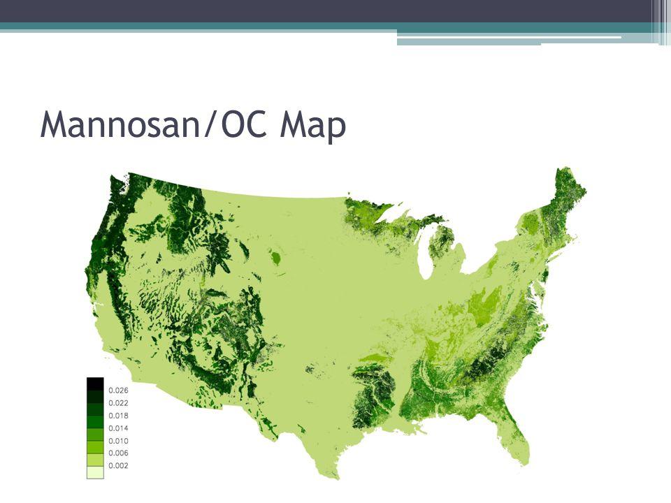 Mannosan/OC Map