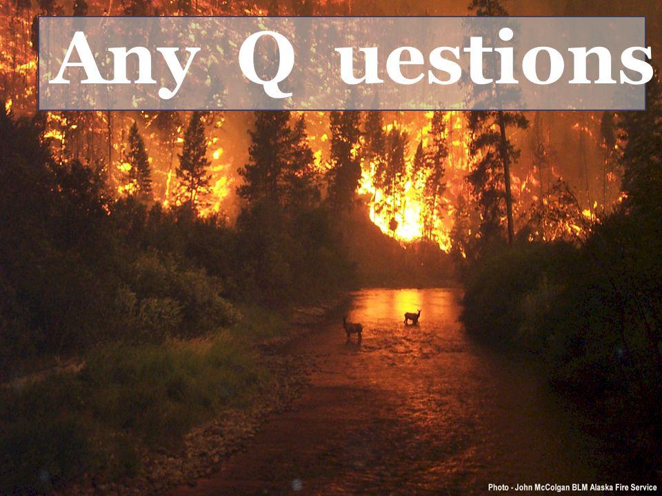 Any Q uestions