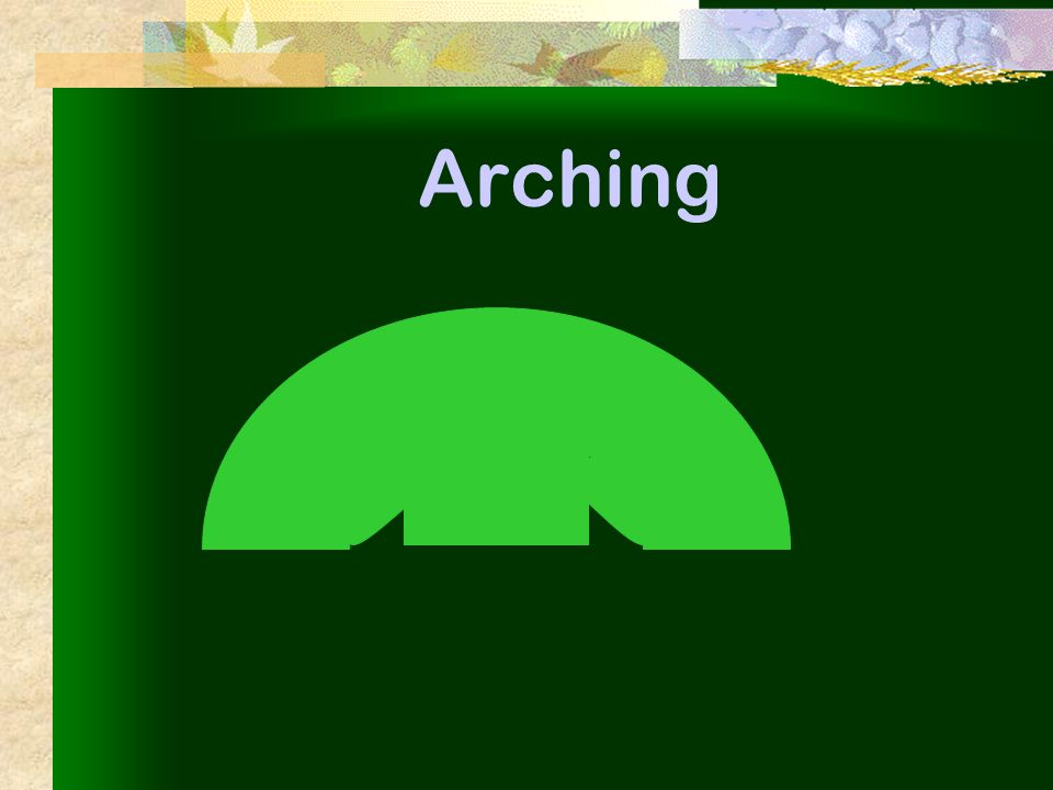 Arching