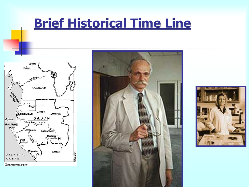 Brief Historical Time Line