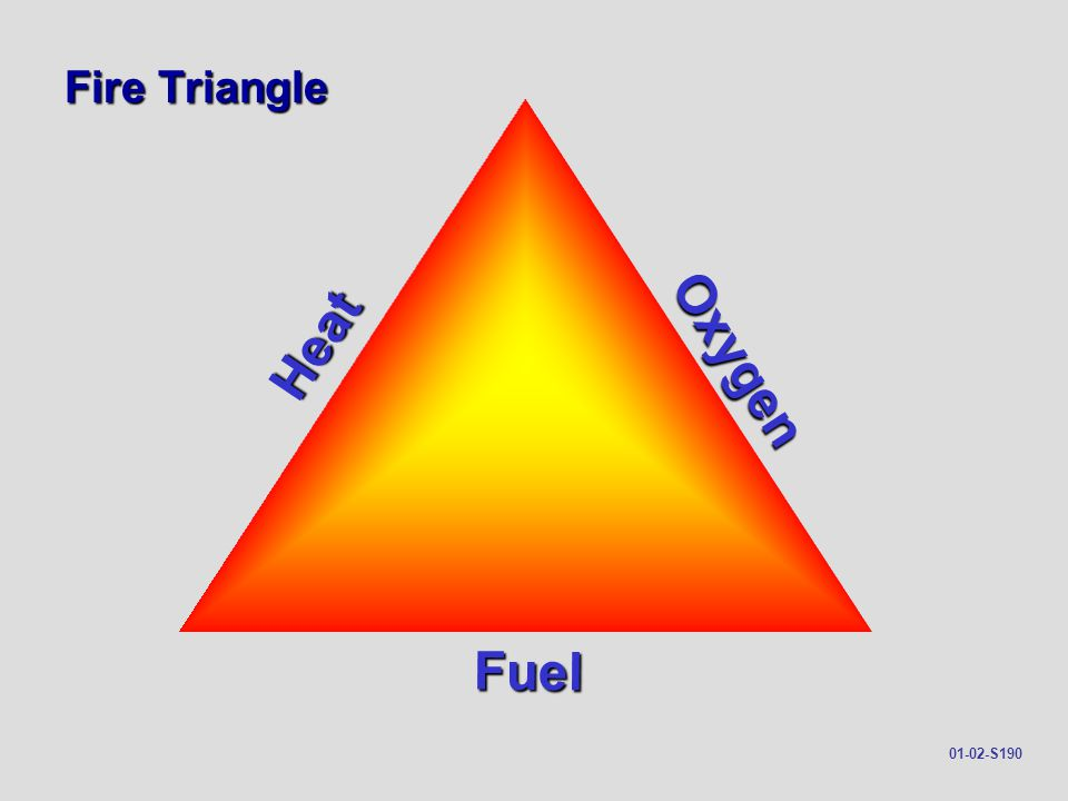 Unit 1 Objectives Describe the fire triangle Identify three methods of heat transfer List the three principle environmental elements affecting wildland fire behavior List three factors of fuel that affect the start and spread of wildland fire 01-25(1 of 2)-S190