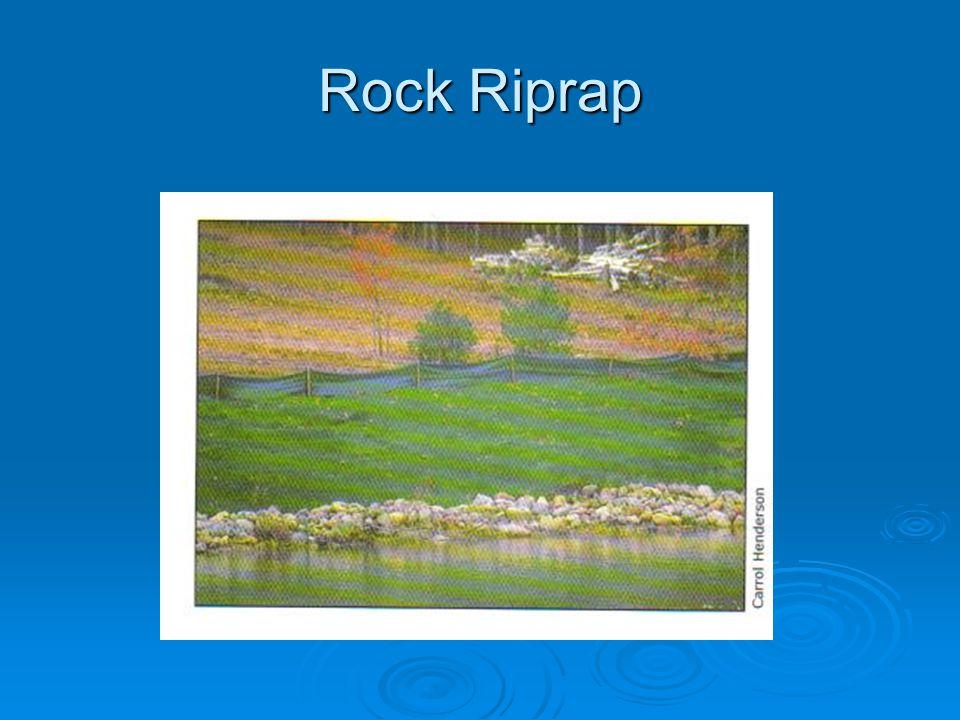 Rock Riprap