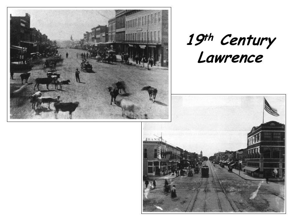 19 th Century Lawrence