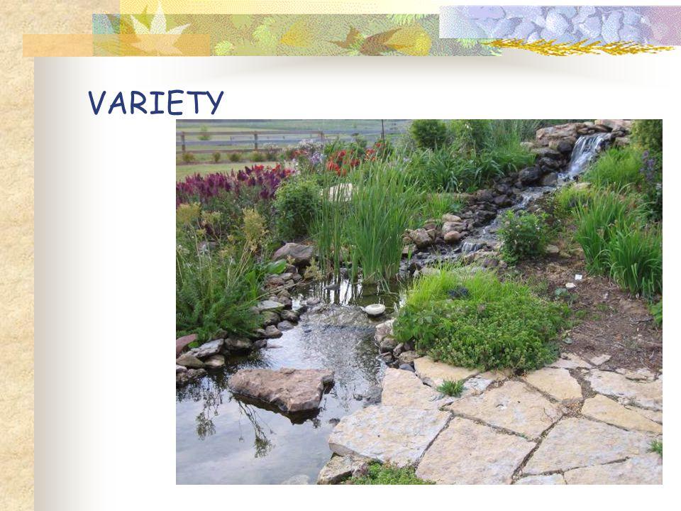 Design beds to keep maintenance to a minimum Garden Design
