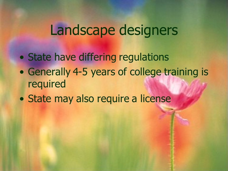 Maintenance One of the fastest growing divisions of the hort industry Caring for the landscape after installation
