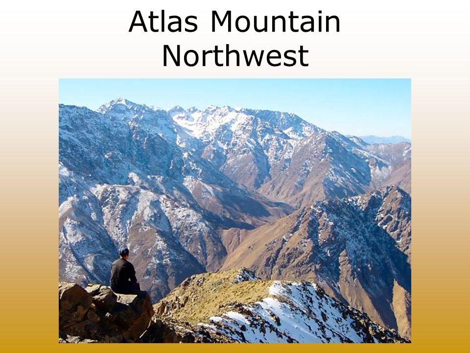 Atlas Mountain Northwest