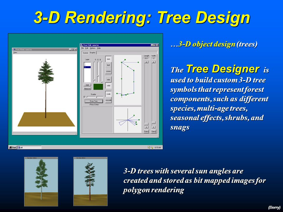 Trees have been reduced by 50% and re-planted for the non-productive stands that cap the ridges.